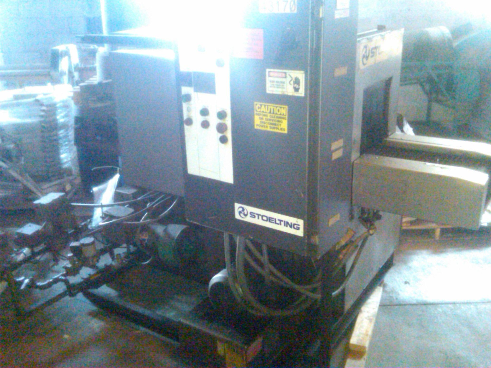 Stoelting Hot Air Belt Dryer