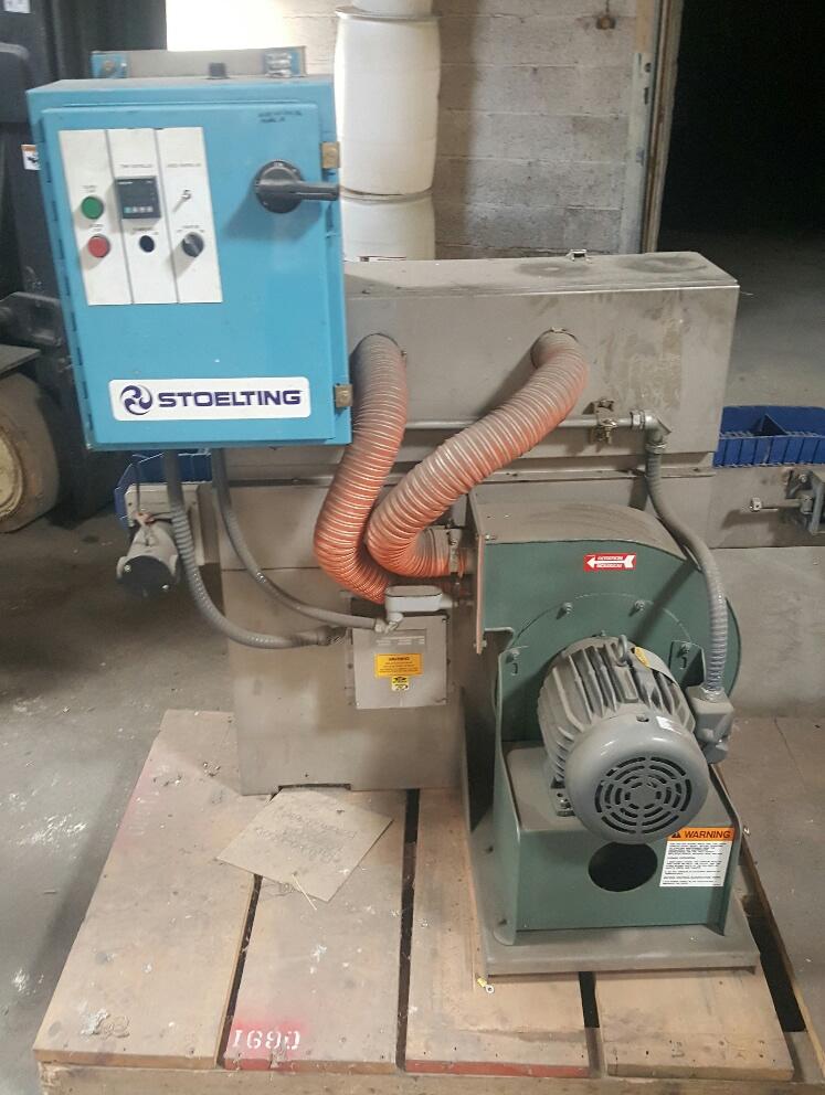 Stoelting Belt Dryer